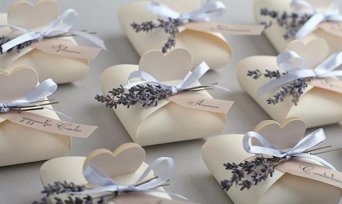 мини подарки гостям на свадьбе