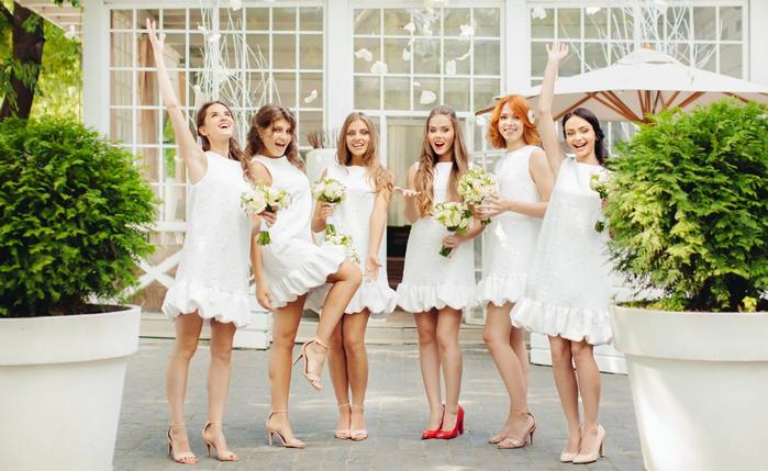 лето свадьба