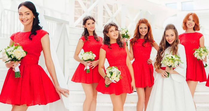 в чем пойти на свадьбу осенью девушке